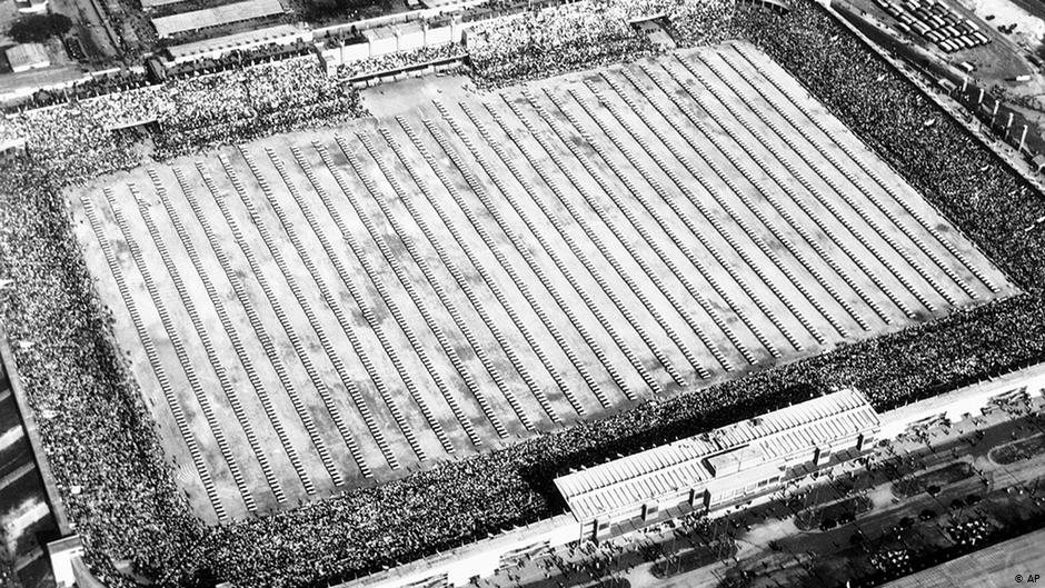 1926 Slet in Strahov Stadium –sometimes called Masaryk Stadium