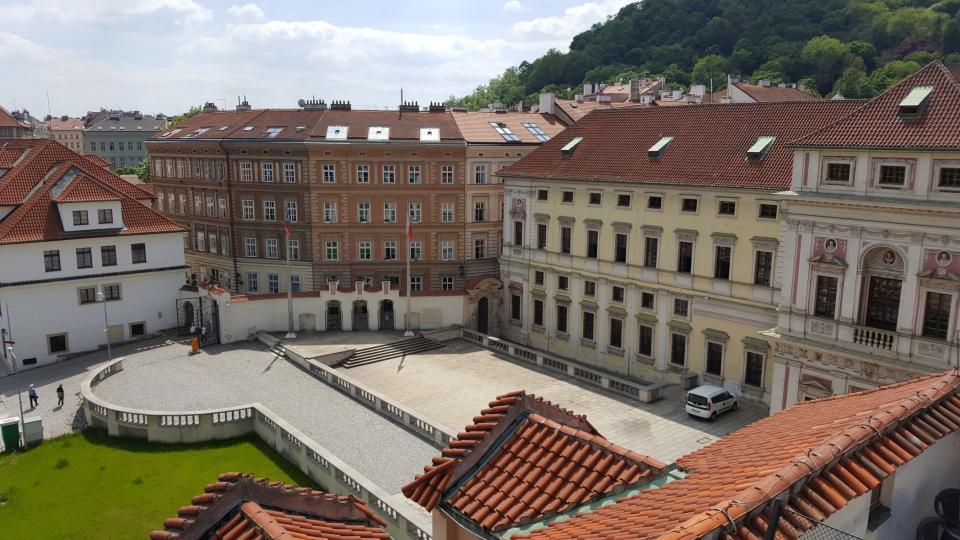 Czech Sokol Headquarters in Prague