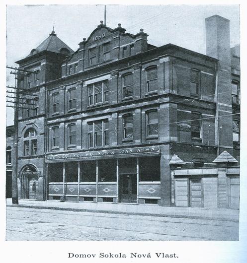 Nova Vlast estab. 1891