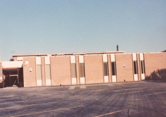 Sokol Detroit Current building