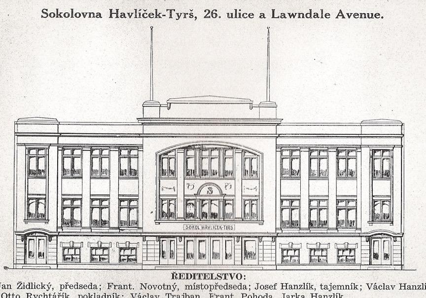 Sokol Havlíček-Tyrš