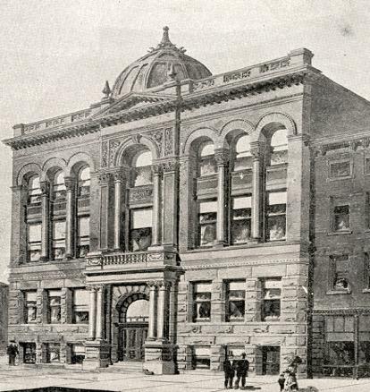 Sokol Pilsen, Chicago (circa 1895)