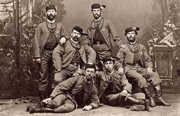 Sokol Uniforms, circa 1880s
