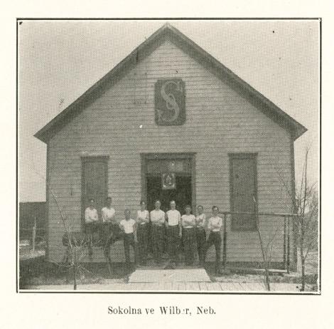 Sokol Wilber, Nebraska 1880