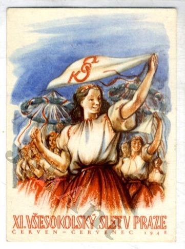 XI All-Sokol Slet (Rally) 1948 v3