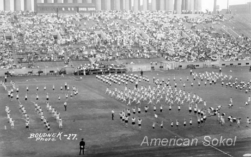 1941 American Sokol Slet (VI)