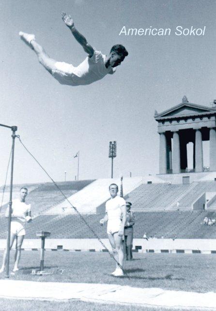 1953 American Sokol Organization Slet in Chicago's Solider Field 1