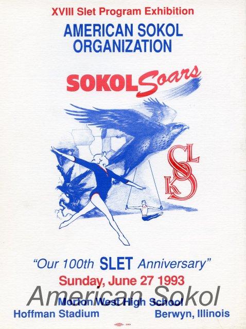 1993 XVIII ASO Slet, Berwyn IL