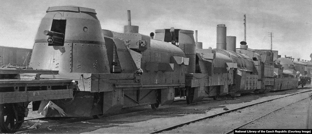 Armored War Train Seized by the Legions