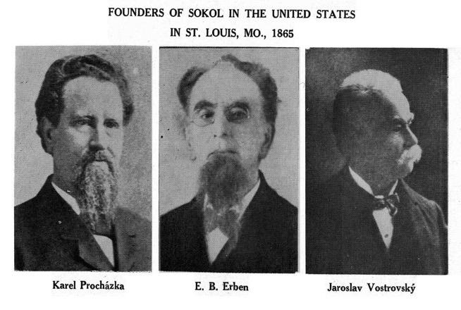Founders of Sokol