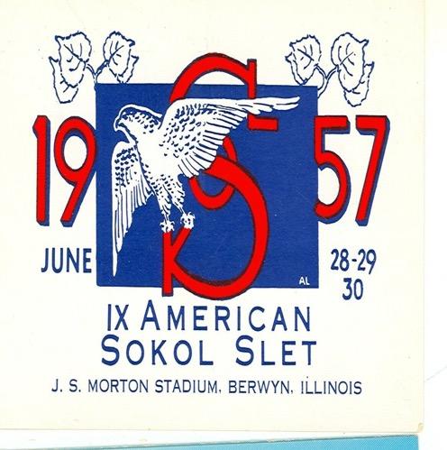 IX American Sokol Organization Slet 1