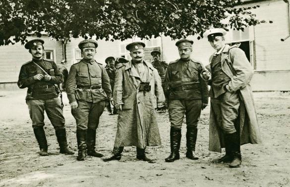 Legionnaires in Russia 2