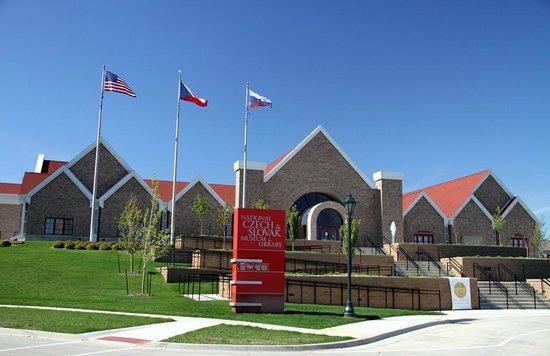 National Czech and Slovak Museum and Library (NCSML), Cedar Rapids, IA