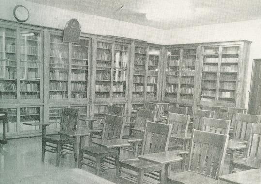 Serpan library at Sokol Omaha