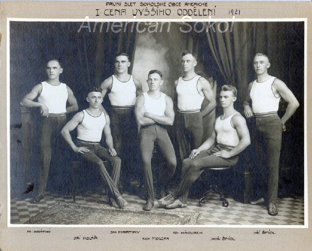 Slet championship team, Sokol Chicago