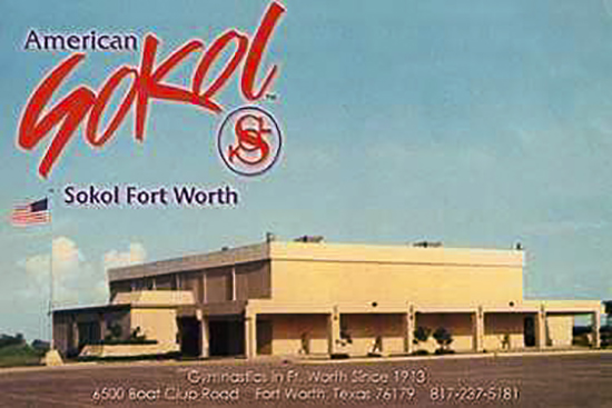 Sokol Fort Worth, established in 1913