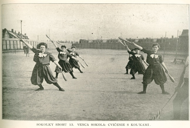 The 1907 Slovak Sokol Convention 2