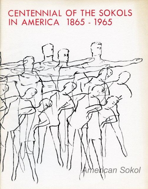 XI American Sokol Slet 1965 Berwyn IL poster