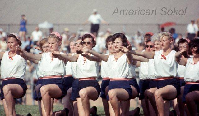 XI American Sokol Slet 1965, Berwyn IL