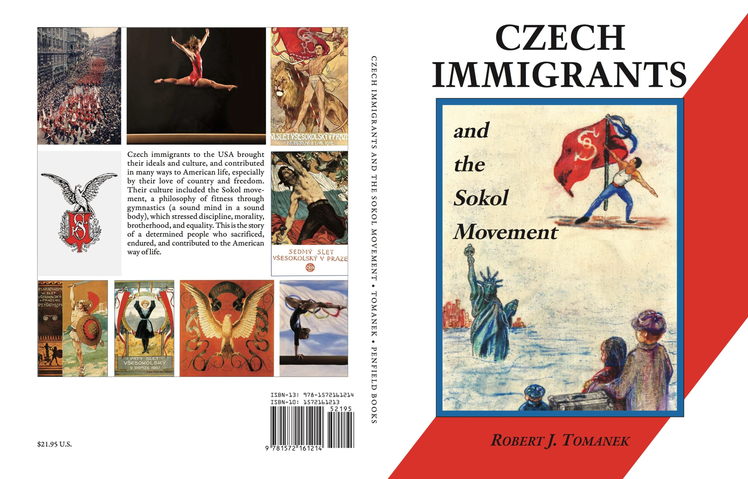 Czech Immigrants Book Cover